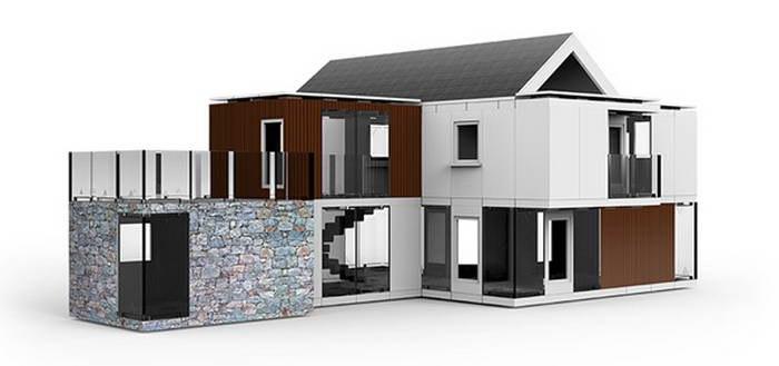 Ирландский архитектор Дамьен Муртаг (Damien Murtagh) решил