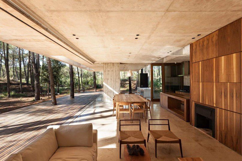 Дом Марино Пинамар (Marino Pinamar) в Аргентине