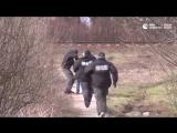 ФСБ показала видео задержания организатора теракта в Петербурге