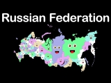 We are the 85 Federal Subjects of the Russian Federation