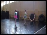 ШарЛен # Dancing Balls)Girls