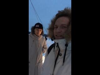 Олег Клевакин и Макс Нестерович
