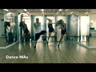 La Máquina de Baile - Daddy yankee - Marlon Alves - Dance MAs