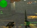 Как я играю в контр страйк 1.6 с Ak47