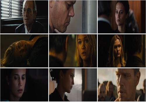 Jason Bourne 2016 Movie Image