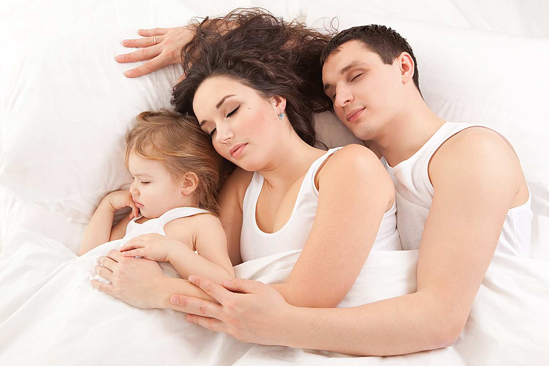 папа и мама дочь