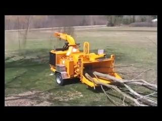 Высокие технологии. Машины убиицы леса. Техника будущего
