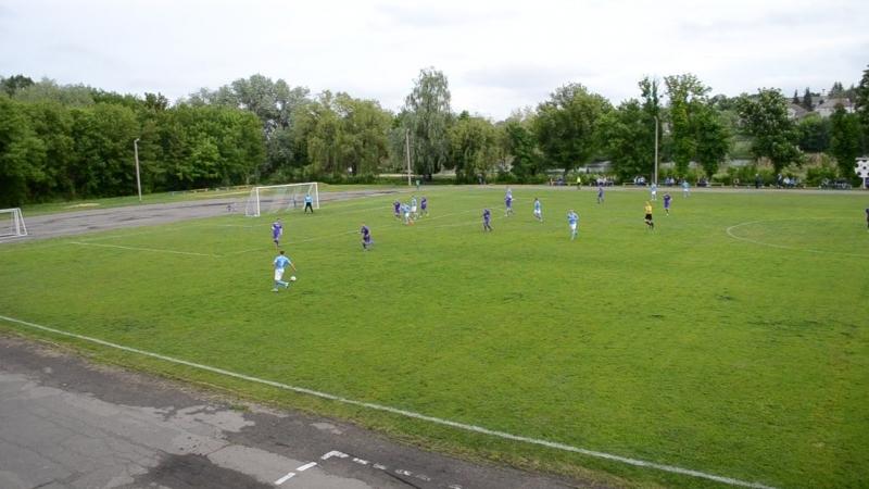 ФК Олімп-ФК ЛНЗ-Лебедин-1:0 (гол В.Підвисіцького на 7 хв.)