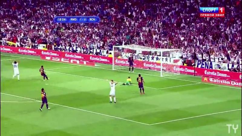 Cristiano Ronaldo goal Barcelona (Not vine) .[TY] .480