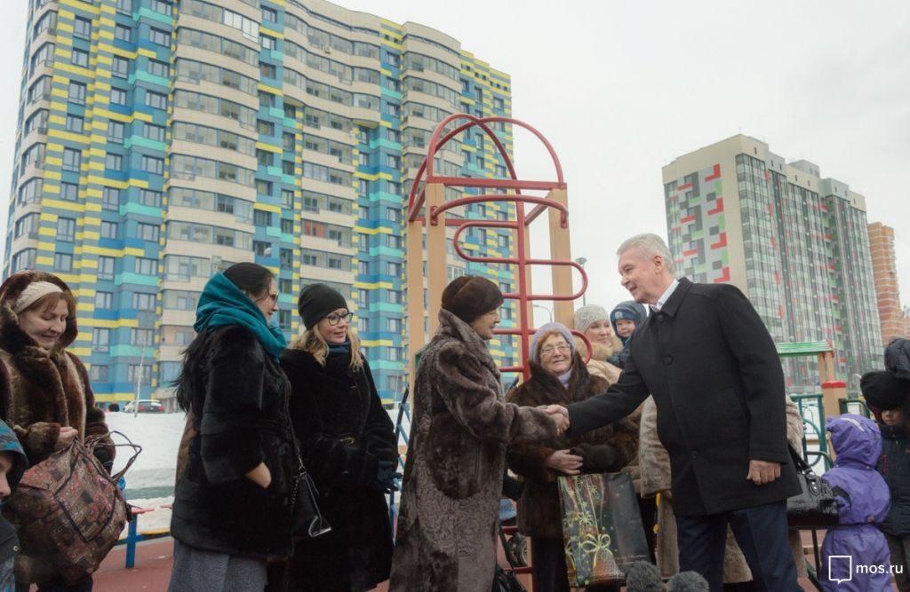 Cобянин: Программа сноса московских пятиэтажек близка к завершению. Фото: mos.ru