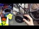 DIY Tutorial Repairing BAFANG 8fun BBS02 750w 48v Part 1 of 7 *intro bottom bracket external gears