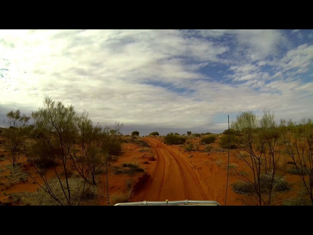 Video 354 - Simpson Desert - French Line from the Colson Track Pt 2