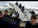 Au coeur du voyage Clairefontaine - Minsk avec les Bleus