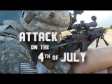 Attack on the 4th of July