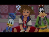 Kingdom Hearts HD 1.5 + 2.5 Remix - Familiar Faces and Places Trailer