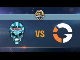 Not So Serious vs IMPACT Gaming - day 3 week 1 Season II Gold Series WGL RU 2016/17