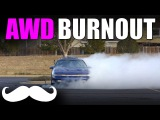 AWD Burnout! DSM Burnouts for Movember!