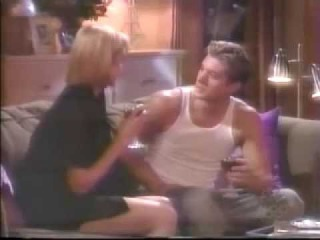 Jensen Ackles...hot scene from Days of our lives
