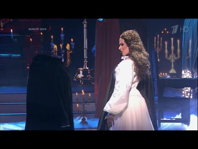 Глеб Матвейчук. Джерард Батлер иЭмми Россум — «The Phantom of the Opera». Точь‐в‐точь. Суперсезон.