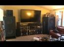 4 Dayton Ultimax 18 Custom Home Theater