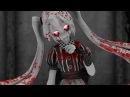 Miku Doll Pretty Little Psycho v 2 MMD x Vocaloid x Alice Madness Returns