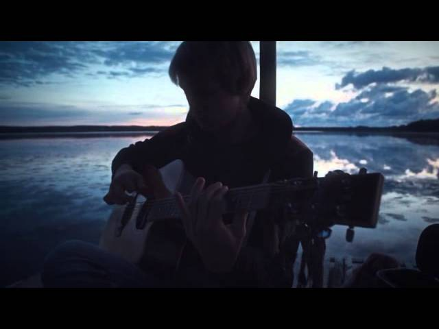 Gints Smukais - Fix You (Fingerstyle/Guitar Tapping Coldplay cover)