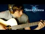 Tales of Zestiria - the X OP - Kaze no Uta - Fingerstyle Guitar Cover