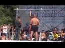 Силовое упражнение - Подтягивание одной рукой, Днепропетровск 29.06.2013 WORKOUT fest 2k13