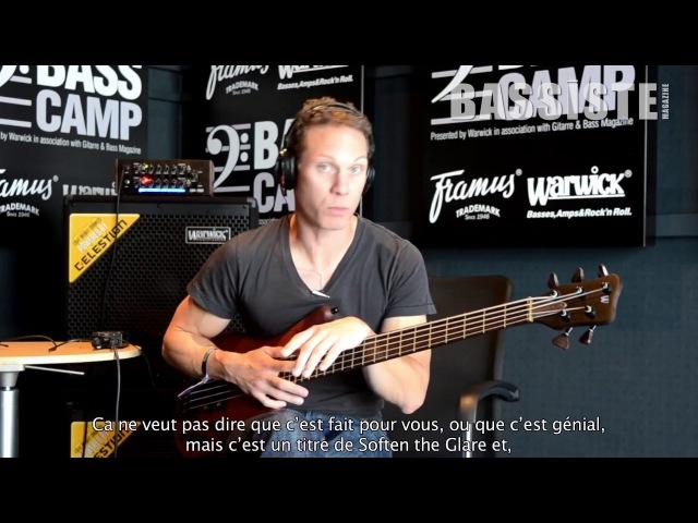 Bassiste Magazine 71 - Ryan Martinie
