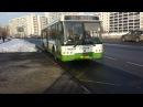 Поездка на автобусе ЛиАЗ 5292 22 2011 № 040625 Маршрут № 89 Москва