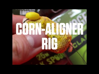 CARPologyTV - OlogyFix How to tie a corn-aligner rig