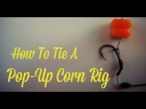 HOW TO TIE A CORN POP UP RIG - CARP FISHING