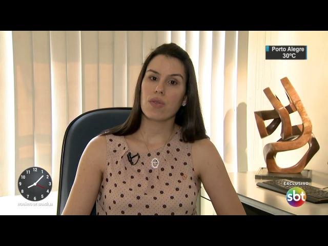 Um terço das cidades de São Paulo não tem delegado - SBT Brasil (02/03/17)