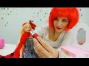 Видео для девочек про кукол и игры Барби. Барби встречает год петуха 2017. Детские ...