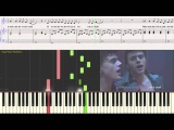 Alekseev - Снов осколки Ноты для фортепиано piano cover