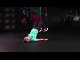 Hamstring Curl to Hip Bridge Suspension Trainer Exercise hamstring curl to hip bridge suspension trainer exercise