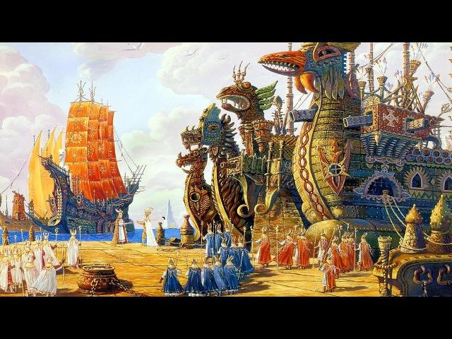 Великие тайны человечества - загадки северных островов. [Часть 1] dtkbrbt nfqys xtkjdtxtcndf - pfuflrb ctdthys[ jcnhjdjd. [xfcnm
