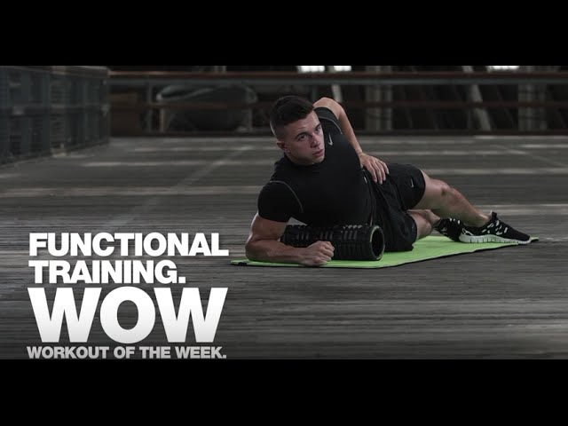Functional training - movement preparation for runners - Workout of the Week functional training - movement preparation for runn