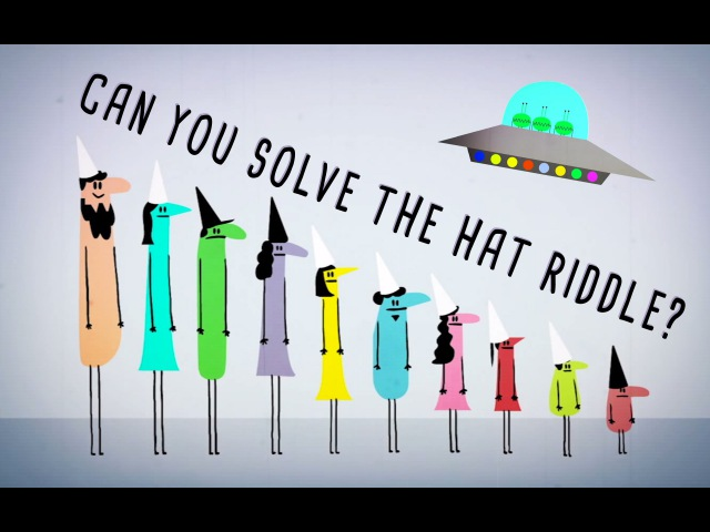 Загадка с шляпами - Alex Gendler pfuflrf c ikzgfvb - alex gendler