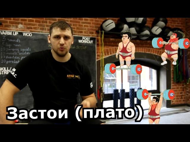 Застои (плато) в тренировках и как их преодолевать / S Bondarenko [ENG SUB] Weightlifting pfcnjb (gkfnj) d nhtybhjdrf[ b rfr b[
