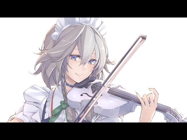 【東方Violin/Piano】 Flowering Night 「TAMUSIC」