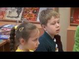 ШКОЛА 2100. Именины детской книжки в ОП 1 12.04.2017