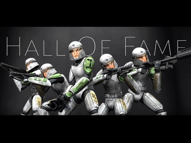 Clone Wars || Hall of Fame