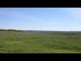 Самарская Лука-Дорога к горе Лепешка