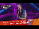 The Voice Chile | Nicole Davidovich - The House of the rising sun