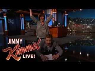 Ryan Gosling Acts Out a Movie Scene with an Audience Member