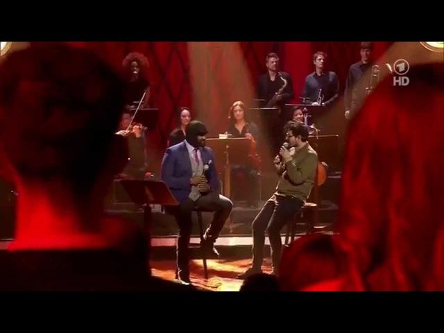 Gregory Porter im Duett mit Max Herre - Vida - Deutscher Musikpreis Echo 2014 in Berlin - ARD