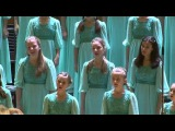 Концерт Детского хора Весна им. А.С. Пономарёва в БЗК. 10 ноября 2013 г.