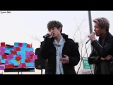 170311 DAY6 Mini Fanmeeting Jae Focus Ed Sheeran Thinking Out Loud Shape of You