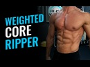 Weighted Core Ripper 14 Minute Ab Workout